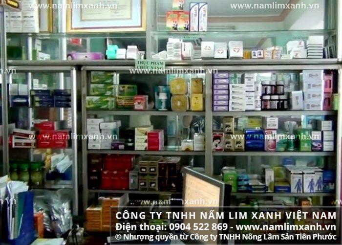 Đại lý bán nấm lim rừng chuẩn của công ty tại Yên Bái