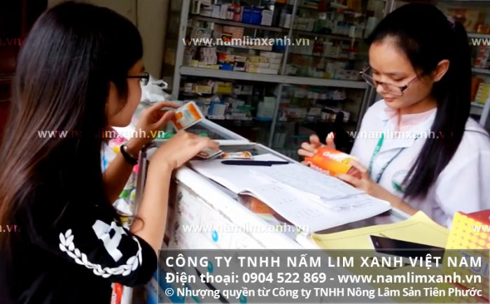 Đại lý bán nấm lim rừng tại Bến Tre được Công ty TNHH Nấm lim xanh Việt Nam ủy quyền