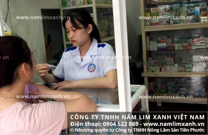 Đại lý bán nấm lim rừng tại Đồng Tháp được Công ty TNHH Nấm lim xanh Việt Nam ủy quyền