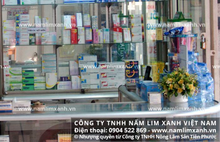 Đại lý bán nấm lim xanh tại Bạc Liêu được Công ty TNHH Nấm lim xanh Việt Nam ủy quyền