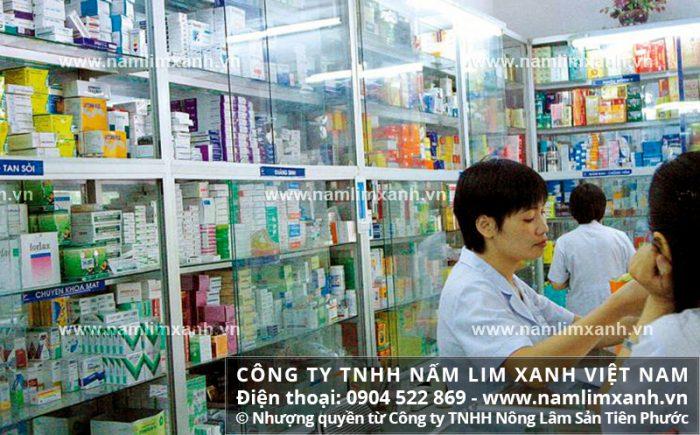 Đại lý bán nấm lim xanh tại Bắc Ninh được Công ty TNHH Nấm lim xanh Việt Nam ủy quyền
