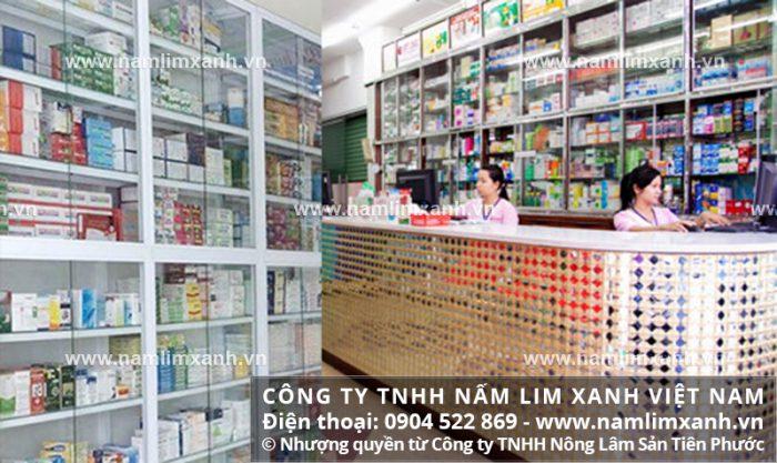 Đại lý bán nấm lim xanh tại Đà Nẵng được Công ty TNHH Nấm lim xanh Việt Nam ủy quyền