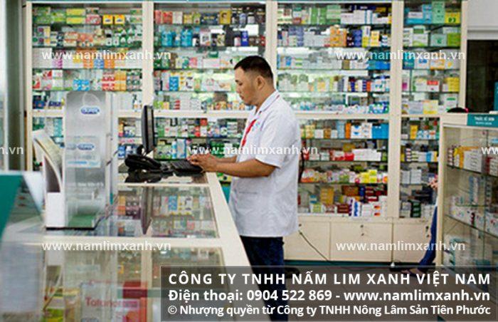 Đại lý bán nấm lim xanh tại Hưng Yên được Công ty TNHH Nấm lim xanh Việt Nam ủy quyền
