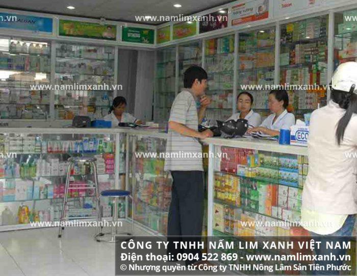 Đại lý bán nấm lim xanh Tiên Phước tại Lạng Sơn