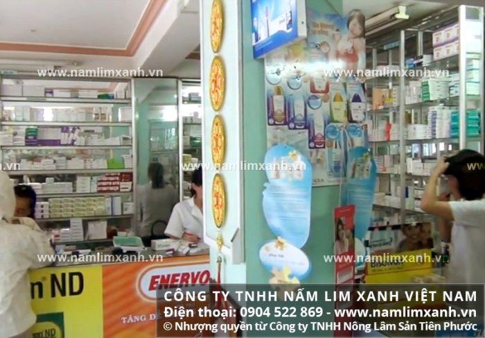 Đại lý Nấm lim xanh Quảng Nam tại Ninh Thuận