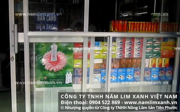 Đại lý nấm lim xanh Tiên Phước tại Ninh Bình