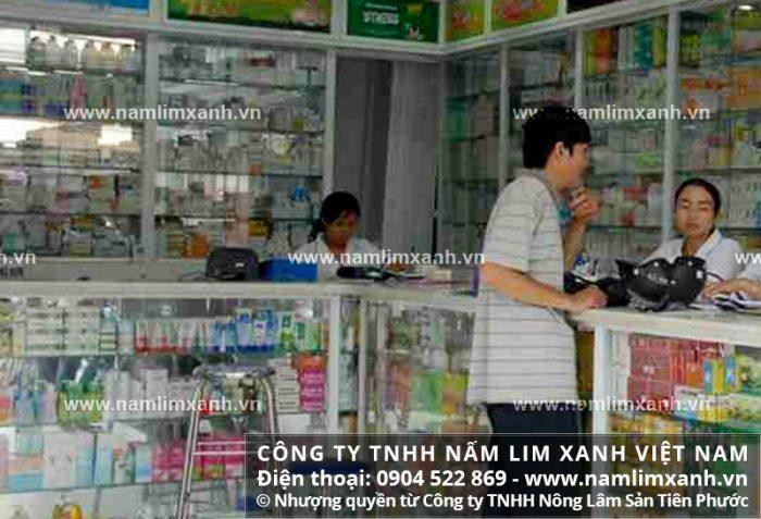 Đại lý Nấm lim xanh Tiên Phước tại Phú Thọ