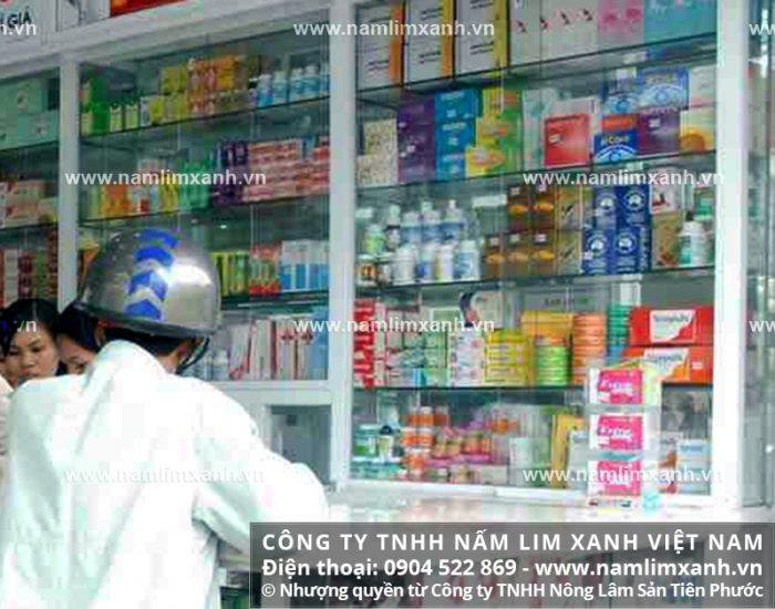 Đại lý Nấm lim xanh Tiên Phước tại Thái Nguyên