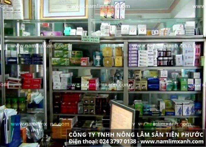 Địa chỉ bán nấm cây lim chính hãng của công ty tại Kiên Giang