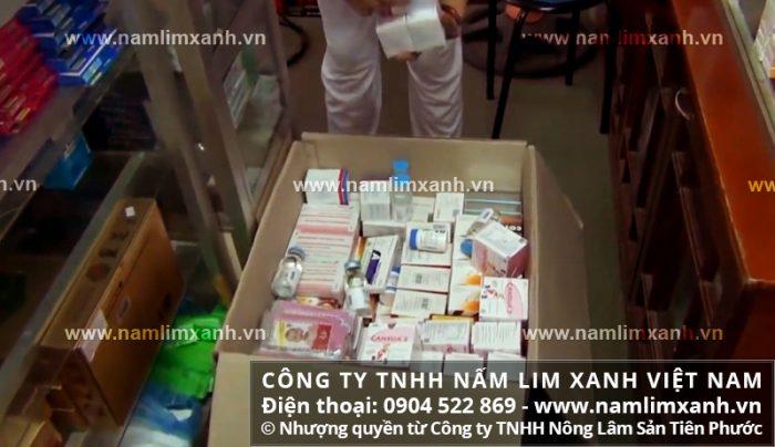 Địa chỉ bán nấm lim xanh chính hãng tại Hải Phòng của Công ty TNHH Nấm lim xanh Việt Nam