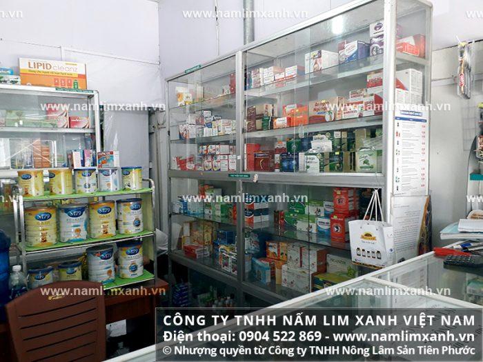 Địa chỉ bán nấm lim xanh chính hãng tại Nghệ An của Công ty TNHH Nấm lim xanh Việt Nam
