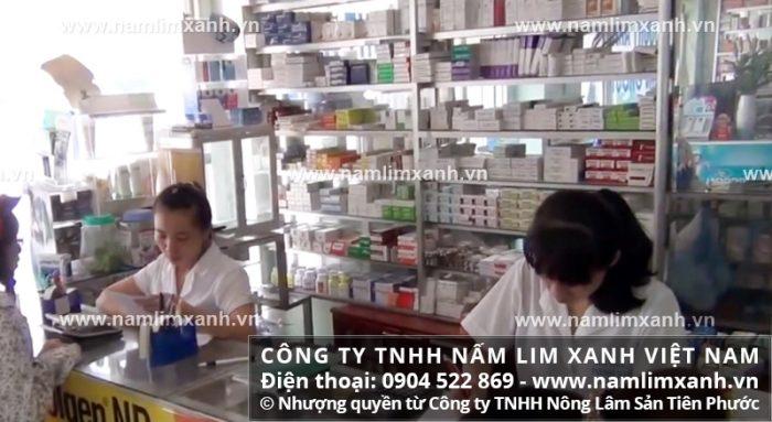 Địa chỉ mua bán nấm cây lim chính hãng của công ty tại Cà Mau