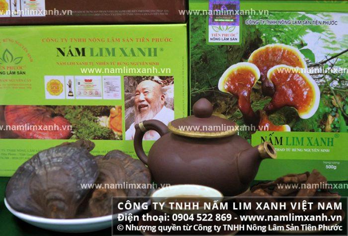 Giá nấm lim Công ty TNHH Nấm lim xanh Việt Nam đưa ra với mức cụ thể và minh bạch
