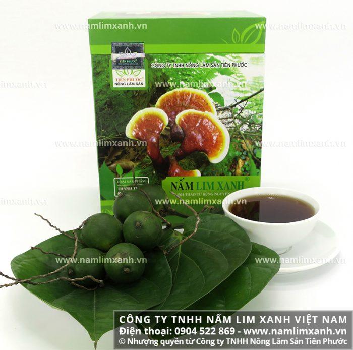 Giá nấm lim xanh Quảng Nam được đưa ra bởi Công ty TNHH Nấm lim xanh Việt Nam