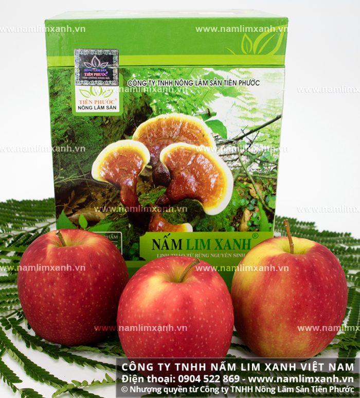 Nấm lim chuẩn được phân phối bởi Công ty TNHH Nấm lim xanh Việt Nam