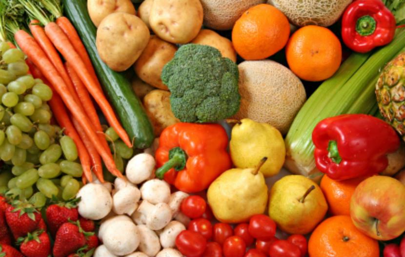 Rau xanh, trái cây – nhân tố hàng đầu phòng ngừa ung thư