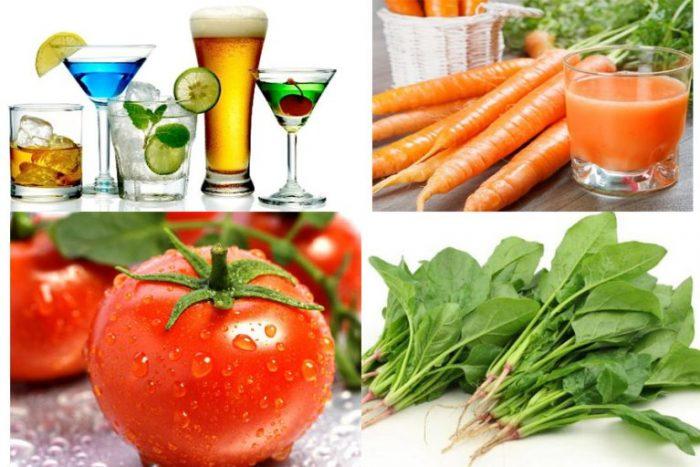 Những thực phẩm có hại cho người huyết áp thấp.