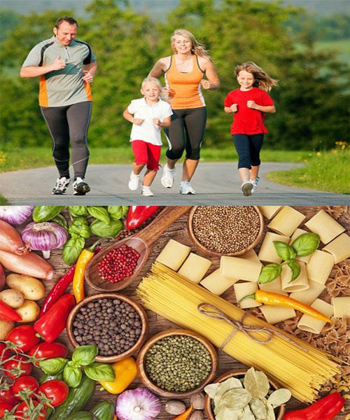 Chế độ ăn uống và sinh hoạt khoa học giúp phòng ngừa bệnh tim mạch.