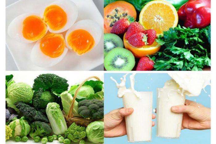 Những thực phẩm tốt cho người bệnh gút.