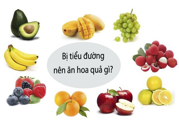 Bị tiểu đường nên ăn hoa quả gì là quan tâm của nhiều người.