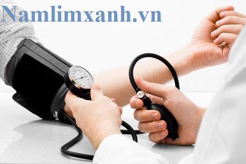 huyết áp thấp có nên dùng nấm lim xanh