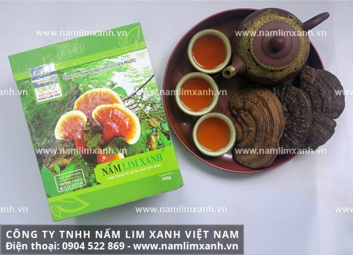 Hình ảnh sản phẩm Nấm lim xanh gia truyền Thanh Thiết Bảo Sinh