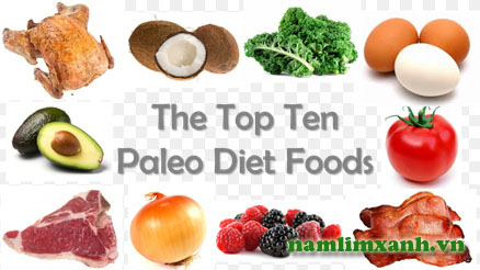 Paleo (chế độ ăn uống nguyên thủy)