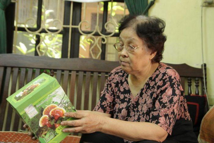 Nấm lim xanh là loại thảo dược chữa bệnh thoái hóa đốt sống cổ hiệu quả.