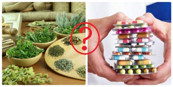 Việc điều trị bằng thuốc Tây hay thuốc Nam khiến nhiều bệnh nhân phân vân.