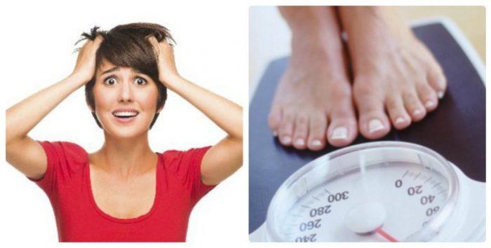 Nguyên nhân gây béo bụng ở phụ nữ do stress.