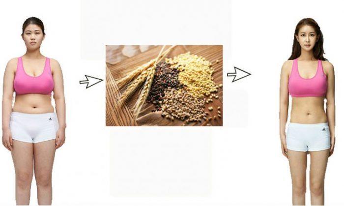 Ngũ cốc nguyên hạt có tác dụng tốt trong quá trình giảm cân