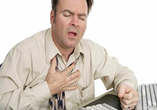 Ho, khó thở, tức ngực... là triệu chứng ung thư phế quản.