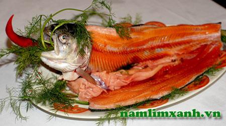 Acid béo không no trong cá giúp phòng biến chứng của bệnh mỡ máu cao