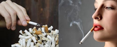 Hút thuốc là nguyên nhân gây bệnh tai biến mạch máu não bởi làm kích thích xơ vữa động mạch