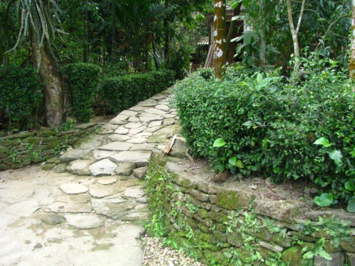 Làng cổ Lộc Yên là một địa điểm du lịch nổi tiếng Tiên Phước.