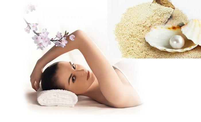 Phương pháp làm đẹp da sau sinh bằng cám gạo