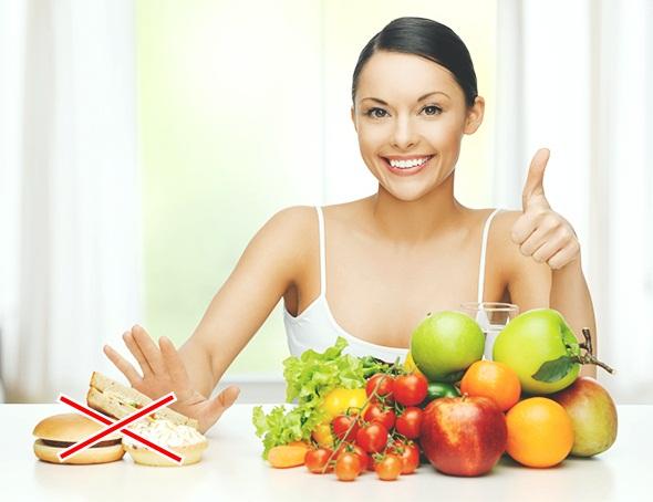 Mỡ máu cao nên ăn nhiều rau xanh, trái cây và kiêng thực phẩm giàu cholesterol.