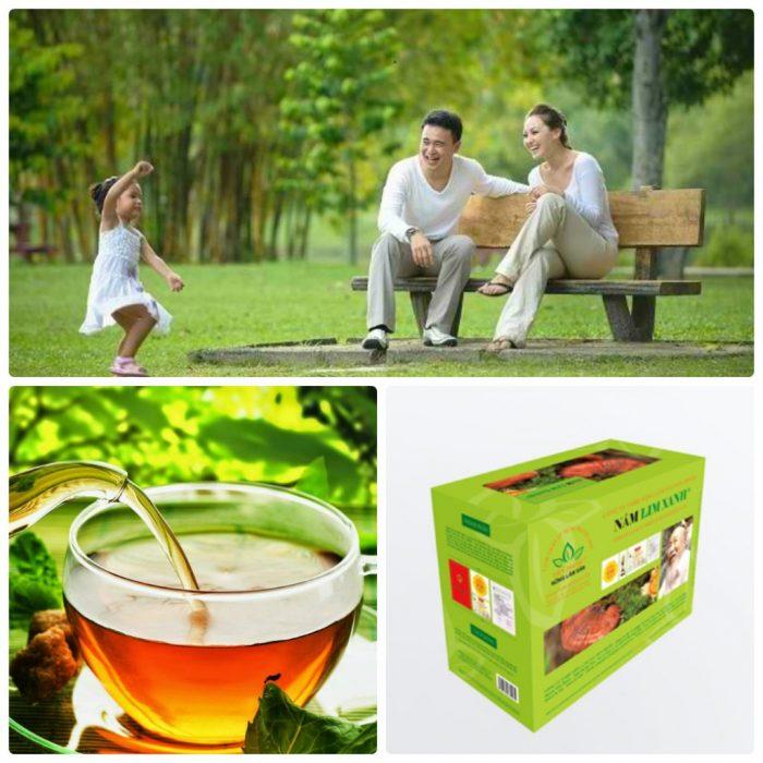 Nấm lim xanh - Thực dưỡng cho cuộc sống xanh