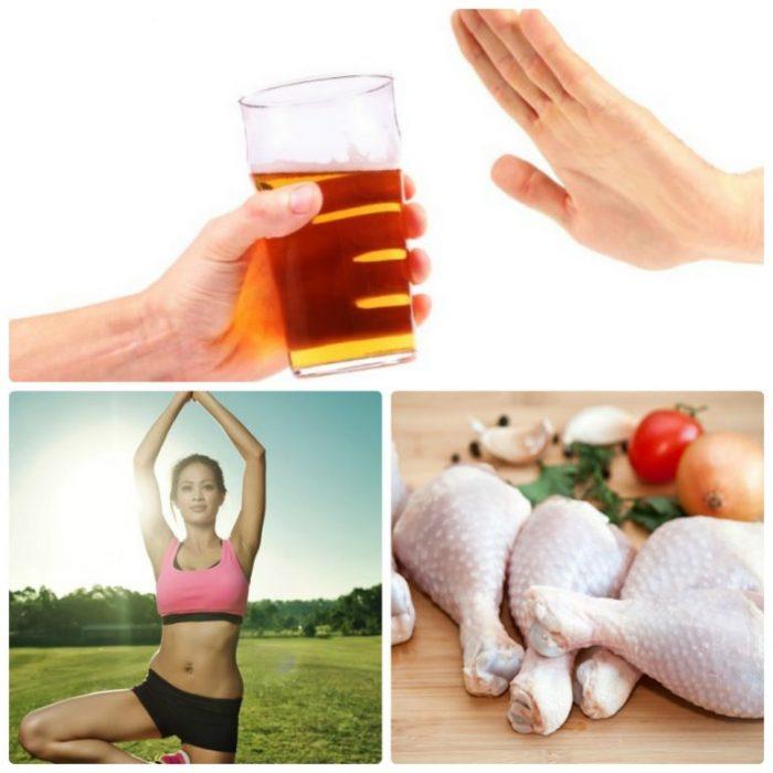 Các biện pháp phòng ngừa bệnh gout hiệu quả