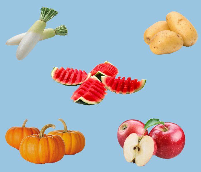 Một số loại thức ăn ngăn ngừa bệnh gout hiệu quả