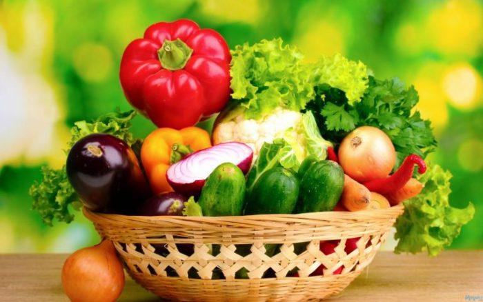Thực phẩm xanh - ngọn nguồn của cuộc sống xanh