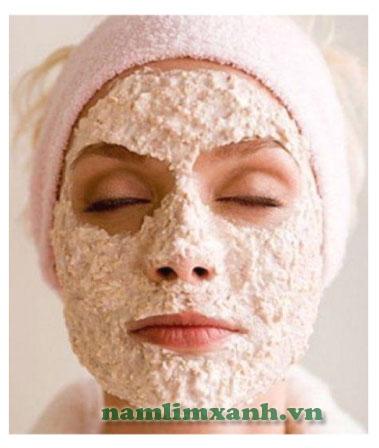 Làm trắng da từ bột nghệ
