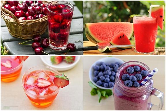 Những loại quả người bị gout nên ăn.