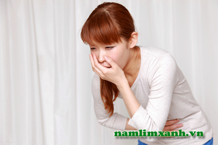 Buồn nôn là một triệu chứng cơ bản của bệnh viêm gan B
