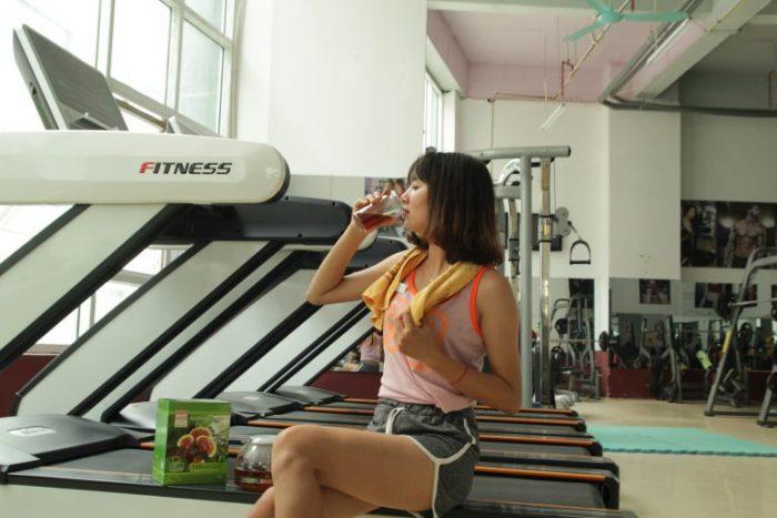 Nấm lim xanh giúp giảm béo bụng an toàn và hiệu quả