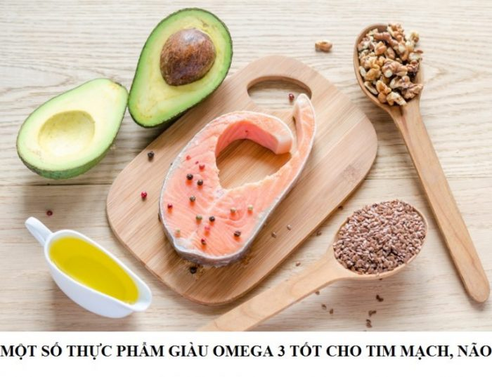 Một trong những cách phòng chống bệnh tim mạch hiệu quả nhất là bổ sung thực phẩm giàu omega 3.