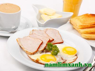 Ăn bữa sáng giúp quá trình giảm cân đạt hiệu quả