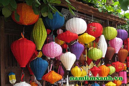Ảnh: Những chiếc đèn lồng truyền thống của Hội An