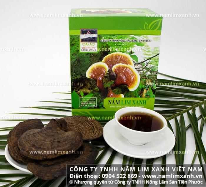 Giá nấm lim xanh của Công ty TNHH Nấm lim xanh Việt Nam được đưa ra minh bạch, cụ thể