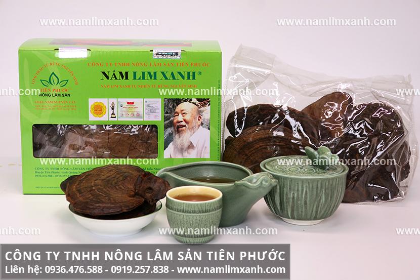 Mua nấm lim xanh ở đâu là uy tín nhất tại Hà Nội và nơi bán nấm gỗ lim